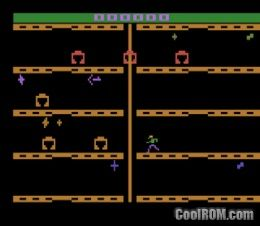 Adventures Of Tron Rom Download For Atari 2600 Coolrom Com