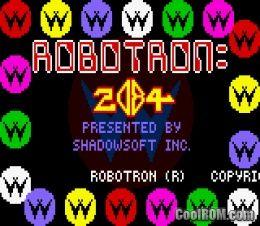 Robotron 2084 ROM Download for Atari Lynx - CoolROM com