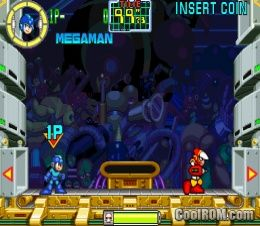 Mega Man - The Power Battle ROM Download for CPS1 - CoolROM com