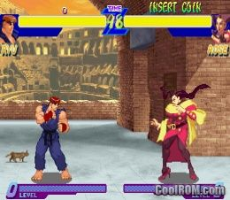 Street Fighter Zero ROM Download for CPS2 - CoolROM com