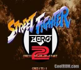 Street fighter alpha 2 rom super nintendo (snes) | emulator. Games.