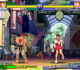 Street Fighter Zero 3 ROM Download for CPS2 - CoolROM com