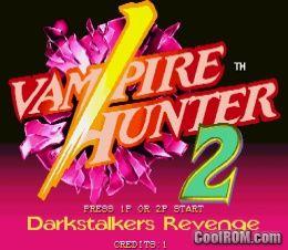 Vampire Hunter 2 - Darkstalkers' Revenge ROM Download for