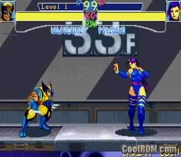 X-Men - Children of the Atom ROM Download for CPS2 - CoolROM com