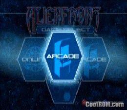 Alien Front Online ROM (ISO) Download for Sega Dreamcast - CoolROM com
