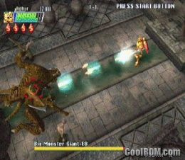 Cannon Spike ROM (ISO) Download for Sega Dreamcast - CoolROM com