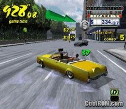Crazy Taxi ROM (ISO) Download for Sega Dreamcast - CoolROM com