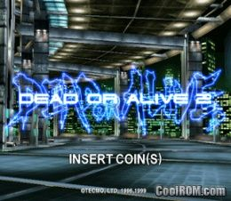 Dead or Alive 2 ROM (ISO) Download for Sega Dreamcast - CoolROM com
