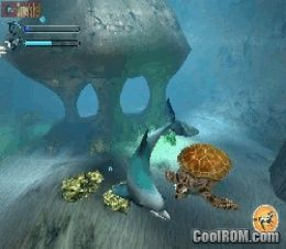 Ecco the Dolphin - Defender of the Future ROM (ISO) Download for