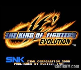 King of Fighters '99 - Evolution ROM (ISO) Download for Sega