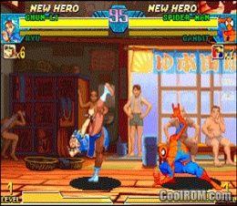 Marvel vs  Capcom ROM (ISO) Download for Sega Dreamcast - CoolROM com