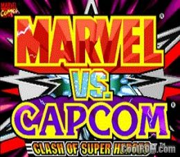 Marvel vs  Capcom ROM (ISO) Download for Sega Dreamcast