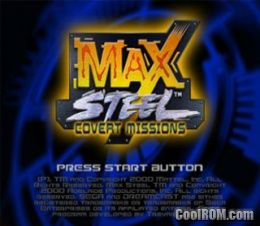Max Steel ROM (ISO) Download for Sega Dreamcast - CoolROM com