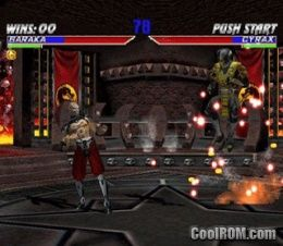 Mortal kombat 4 rom (iso) download for sony playstation / psx.