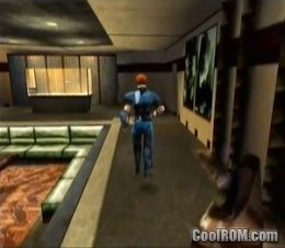 Omikron - The Nomad Soul ROM (ISO) Download for Sega Dreamcast