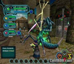Phantasy Star Online v1 ROM (ISO) Download for Sega Dreamcast