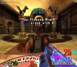 Quake III Arena ROM (ISO) Download for Sega Dreamcast