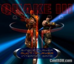 Quake III Arena ROM (ISO) Download for Sega Dreamcast