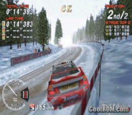 Sega Rally 2 ROM (ISO) Download for Sega Dreamcast - CoolROM com