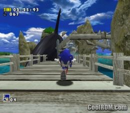Sonic Adventure Rom Iso Download For Sega Dreamcast Coolrom Com