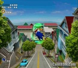 Sonic Adventure 2 ROM (ISO) Download for Sega Dreamcast