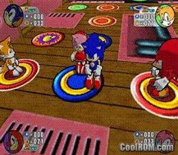 Sonic Shuffle ROM (ISO) Download for Sega Dreamcast - CoolROM com