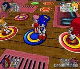 Sonic Shuffle ROM (ISO) Download for Sega Dreamcast