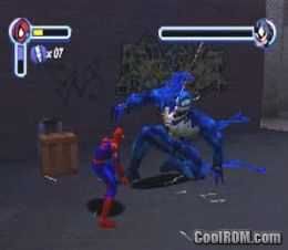 Spider-Man ROM (ISO) Download for Sega Dreamcast - CoolROM com