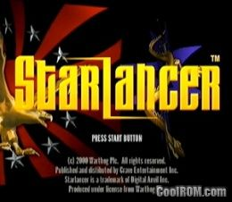 StarLancer ROM (ISO) Download for Sega Dreamcast - CoolROM com