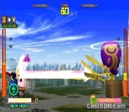 Tech Romancer ROM (ISO) Download for Sega Dreamcast