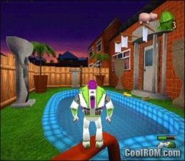 Toy Story 2 Buzz Lightyear To The Rescue Rom Iso