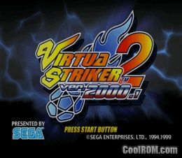 Virtua Striker 2 ROM (ISO) Download for Sega Dreamcast - CoolROM com