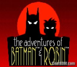 adventures of batman and robin rom download for sega game gear