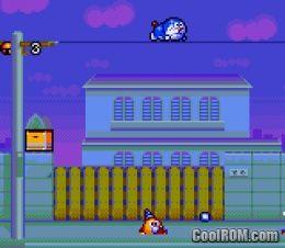 GameGear Doraemon - Nora no Suke no Yabou (Japan) ROM