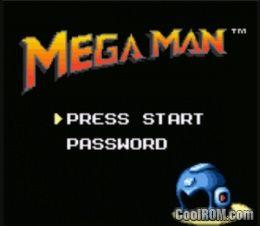 Mega Man ROM Download for Sega Game Gear - CoolROM com