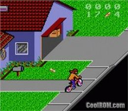 Paperboy 2 ROM Download for Sega Game Gear - CoolROM com