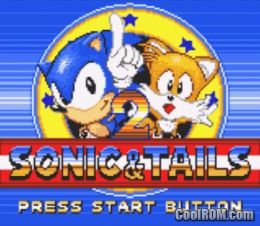 Sonic Tails 2 Rom Download For Sega Game Gear Coolrom Com