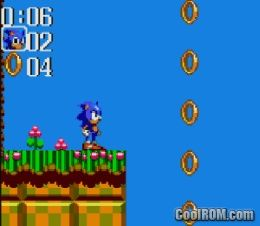 Sonic Chaos Rom Download For Sega Game Gear Coolrom Com