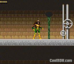 X-Men - Mojo's World ROM Download for Sega Game Gear - CoolROM com