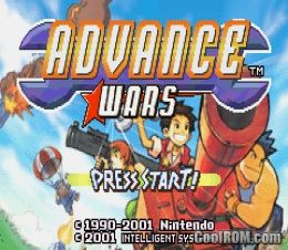 Gameboy Advance / GBA ROMs - A - CoolROM com