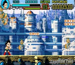 Astro boy omega factor rom download for gameboy advance for Cool roms