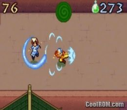 Avatar the legend of aang gameboy advance (gba) rom download.