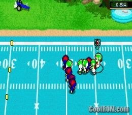 Download Backyard Football backyard football rom download for gameboy advance / gba - coolrom