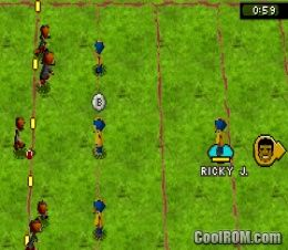 and rom download page for backyard football 2007 gameboy advance