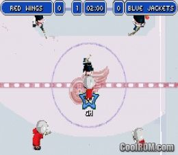 backyard hockey rom download for gameboy advance gba