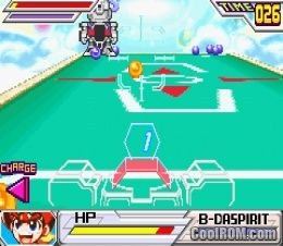 Battle b daman rom download for gameboy advance gba for Cool roms