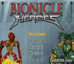 Bionicle heroes где скачать