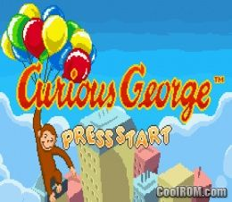 Curious George ROM Download for Gameboy Advance / GBA - CoolROM.com
