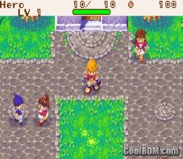 Dokapon monster hunter rom download for gameboy advance for Cool roms