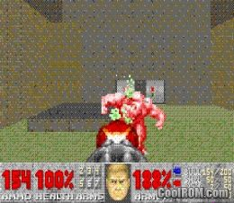 Doom 2 ROM Download for Gameboy Advance / GBA - CoolROM com